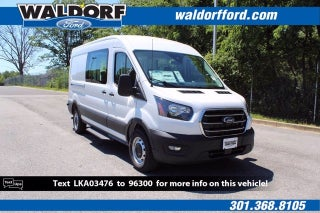 2020 ford transit crew van 1ftbr1d80lka03476 ford dealership in waldorf md 20601 2020 ford transit crew van