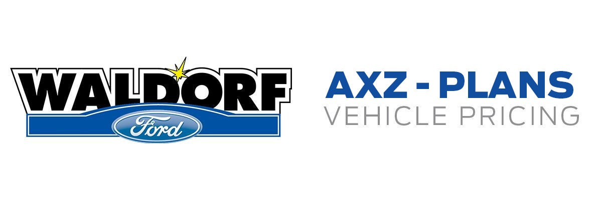 Ford Employee Axz Specials In Waldorf Md Waldorf Ford